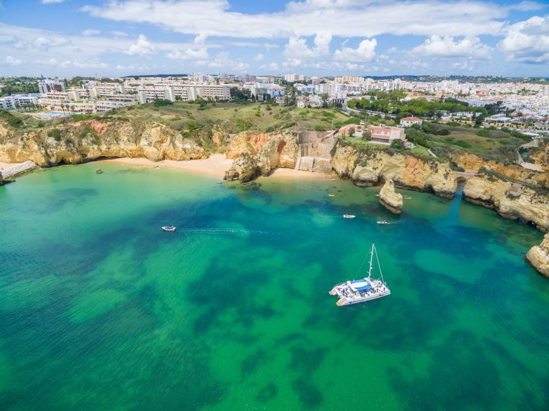 Boat Cruise In Lagos, Algarve