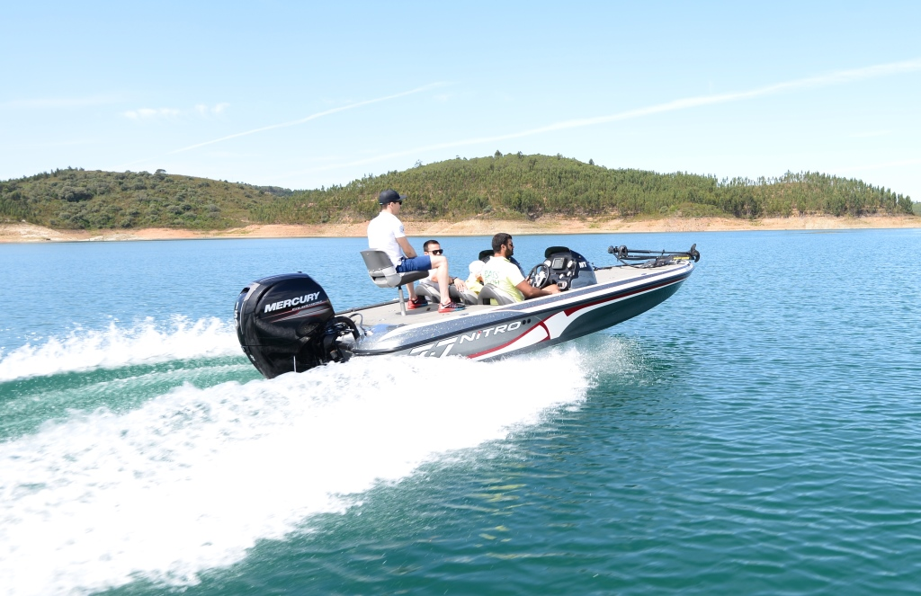 Lake Sport Fishing