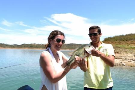 8 Hours Lake Sport Fishing