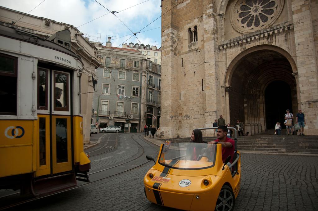 Lisbon by GoCar