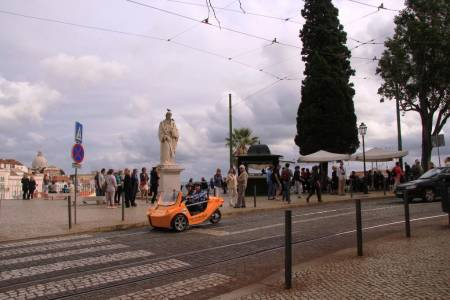 Gocar Full Day – The Most Extensive Tour Of Lisbon, I Want It All!