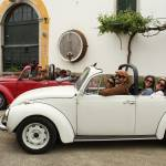 Beetle car in Sintra