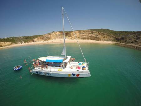 Algarve Golden Coast – Boat Cruise In Lagos, Algarve, Portugal