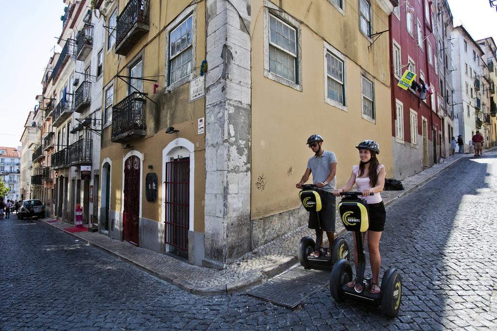 Lisbon by Segway