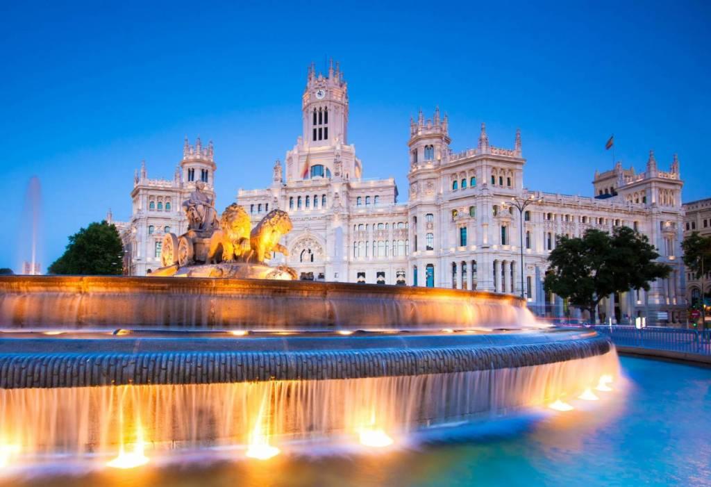 Voltar a Espanha
