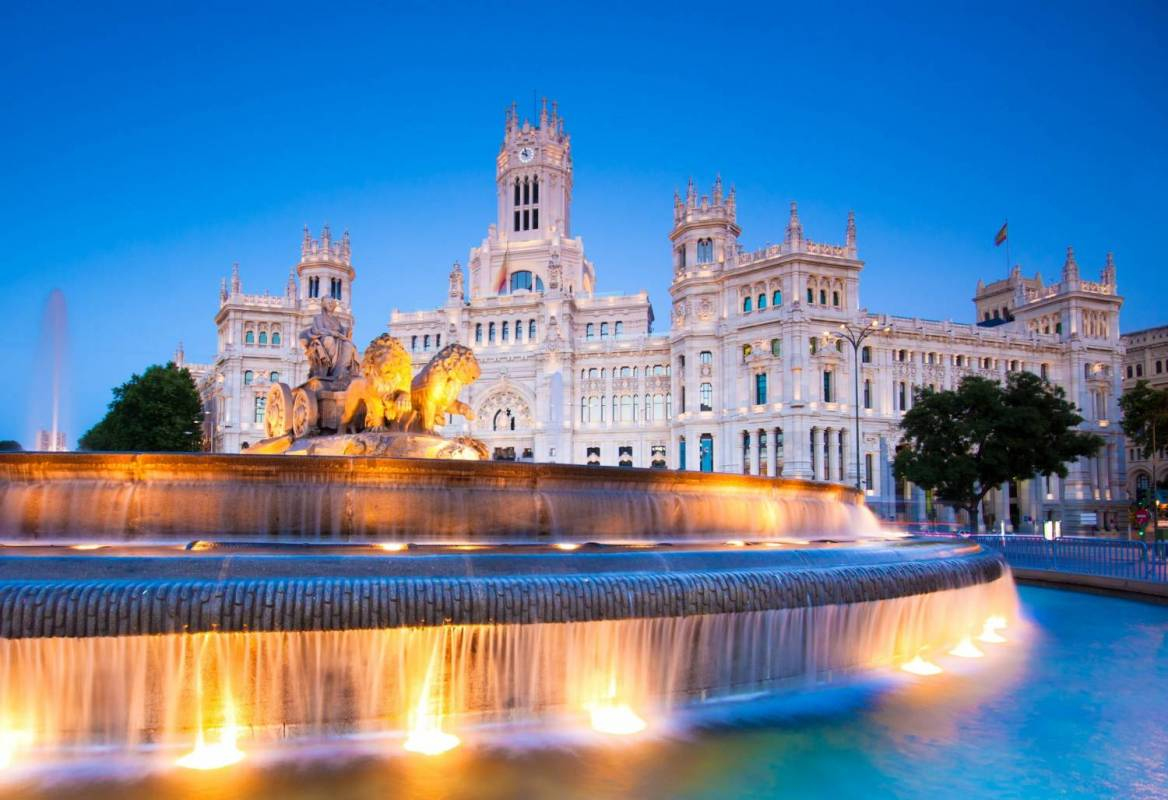 Madrid Highlights: Walking City Tour