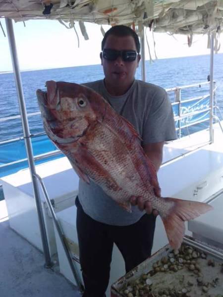 Reaf Fishing