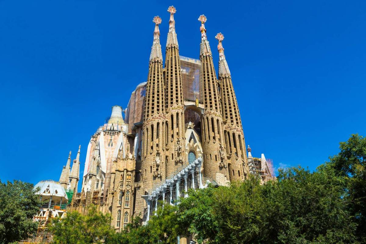 Skip The Lines: Sagrada Familia