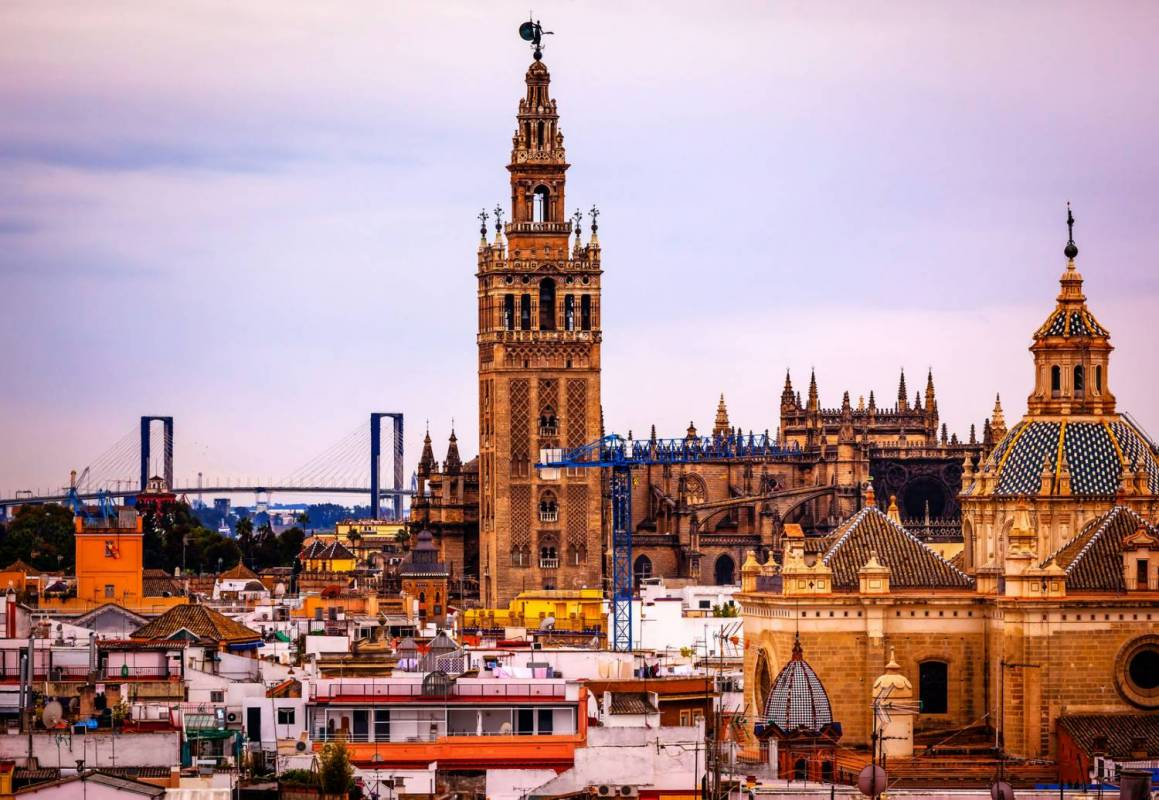 Super Combo: Alcazar And Cathedral Of Seville In One Day