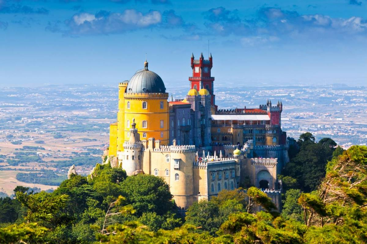 Visit Sintra In A Private Tour From Lisbon