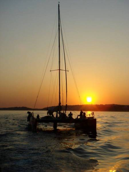 See The Sunset On A Sailing Catamaran On The Algarve Coast – From Vilamoura