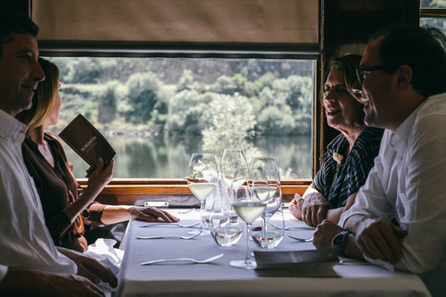 Gourmet Train Experience