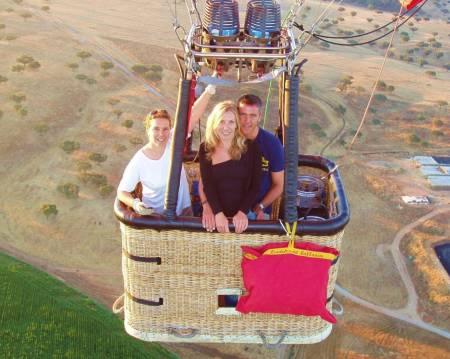 Privater Exklusiver Ballonflug Für Paare In Der Algarve
