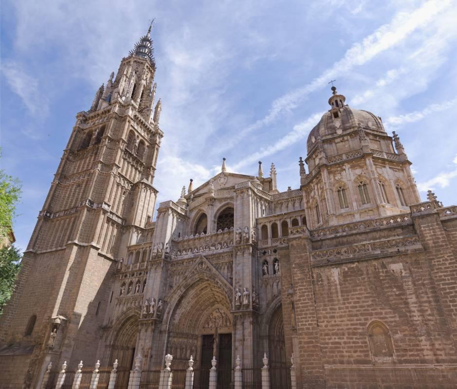 Toledo & Segovia Tour