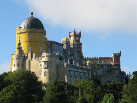 From Lisbon: Small-Group Tour To Sintra With Pena Palace, National Palace And Capuchos