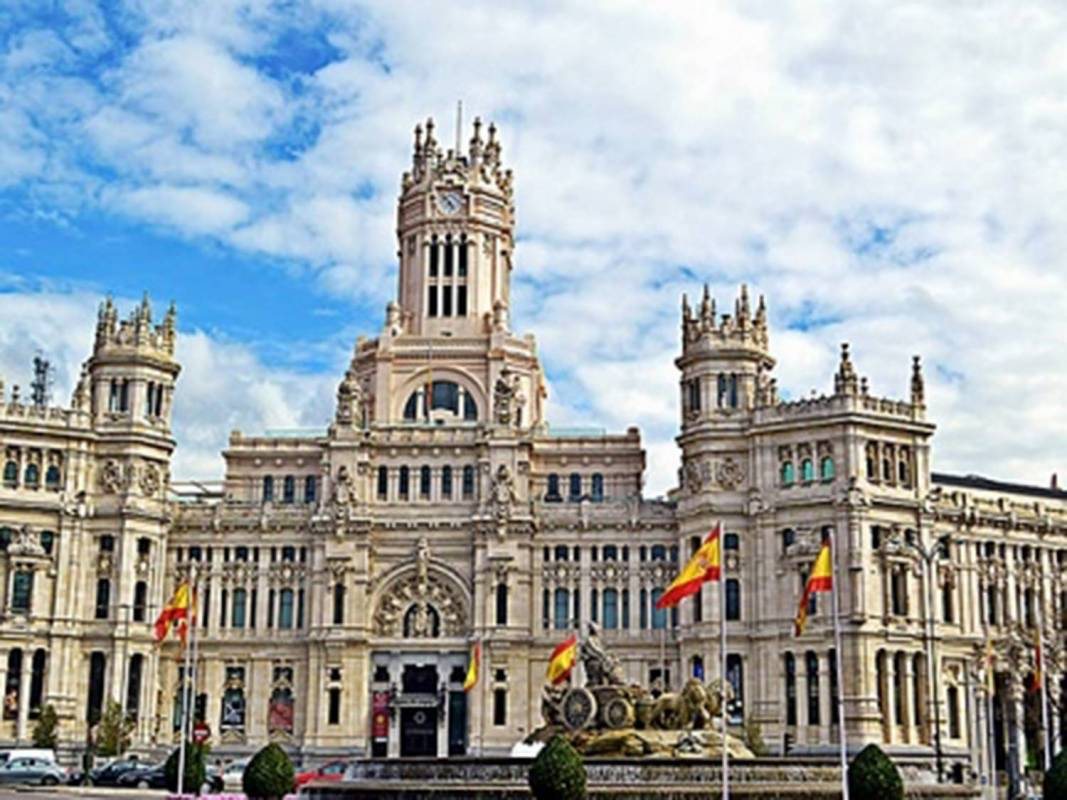 Madrid highlights walking city tour for Correos localizador de oficinas