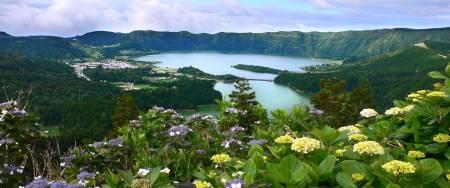 Demi-Journée De Sete Cidades Jeep Tour De L'île De S. Miguel, Açores