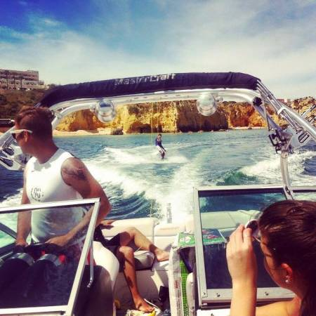 Private Wakeboarding Charter