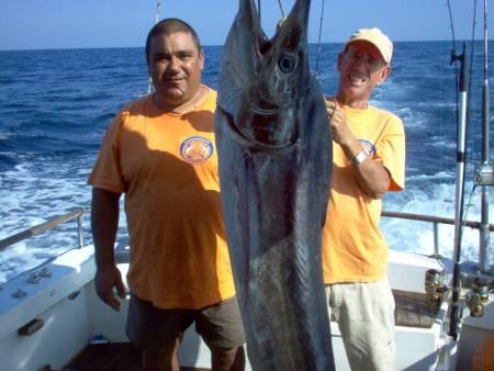 Marlin Fishing - Departing From Lagos
