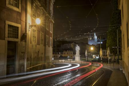 Lisbon Night Photo Tour