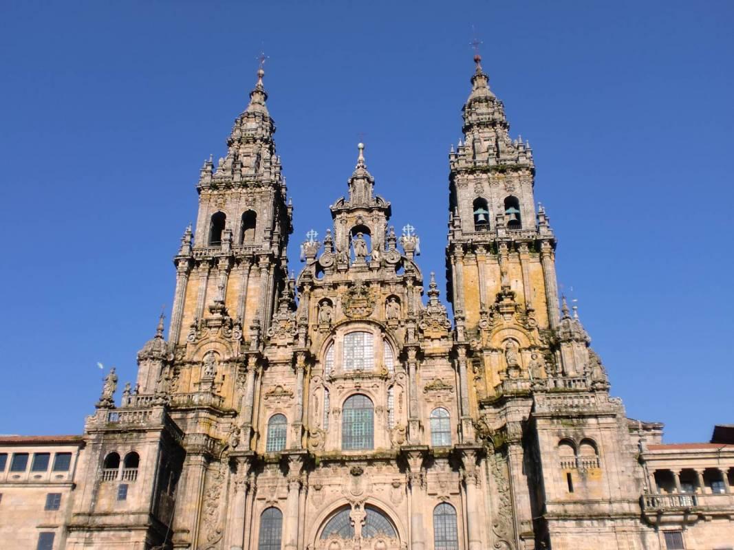 Catedral de Santiago de Compostela – Wikipédia, a ...