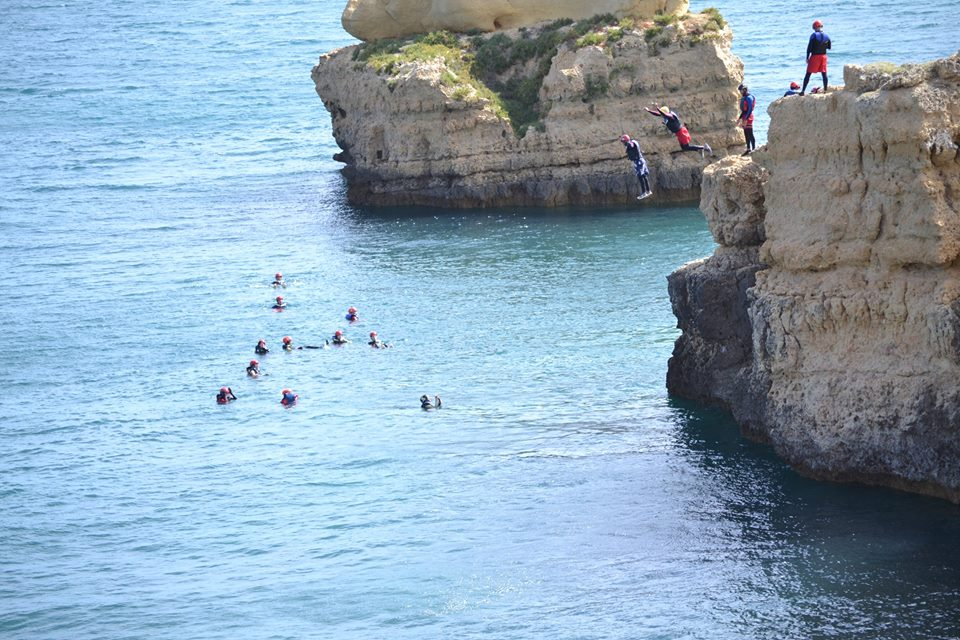 Adrenaline Action Pack - 4X4 & Coasteering - Algarve