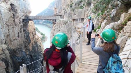 Excursion D'une Journée À Caminito Del Rey De Cádiz