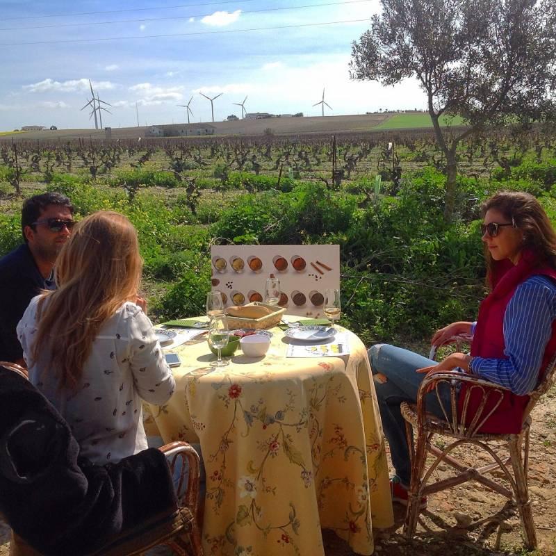 Oenological Experience From Cádiz Or Seville