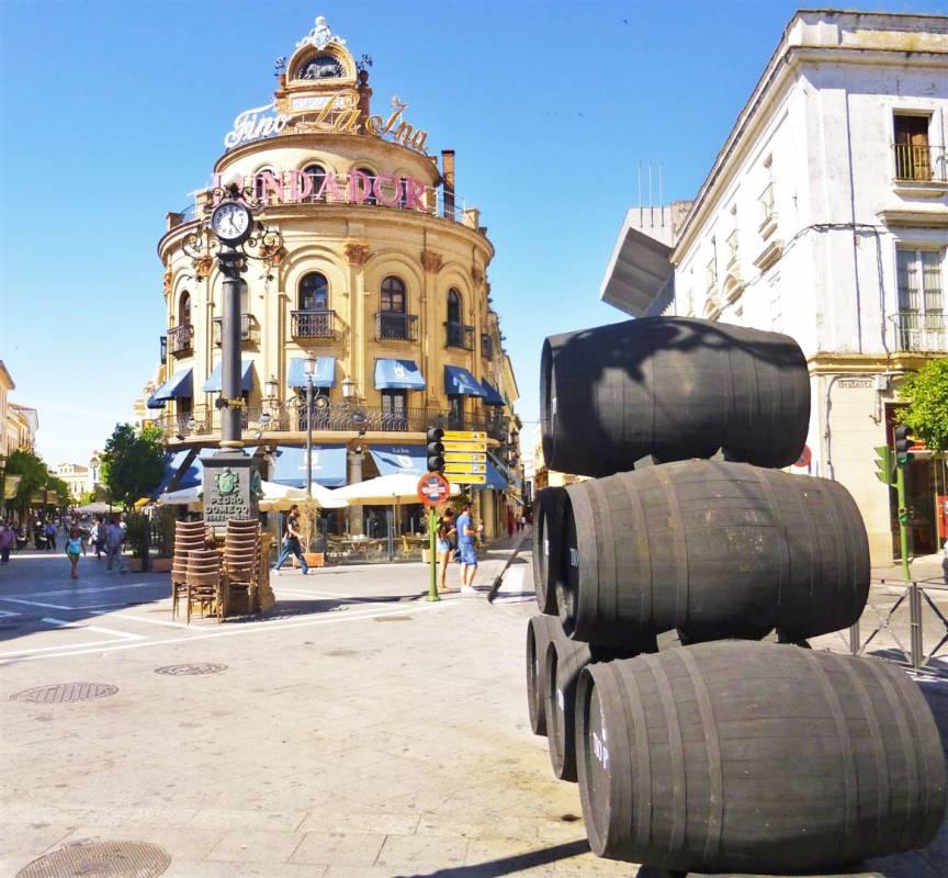 Jerez c diz private day trip for Muebles en jerez dela frontera cadiz