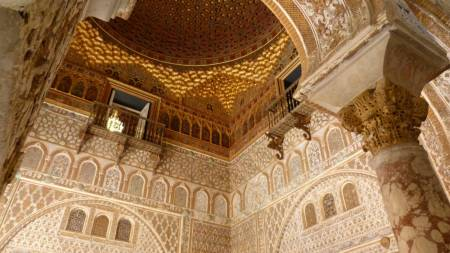 English Tour Inside The Alcazar In Small Groups - Seville, Spain