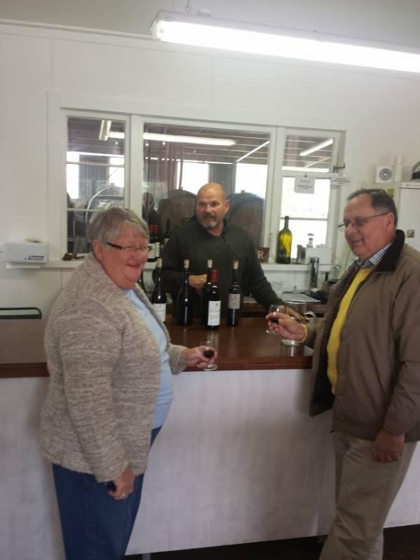 Martinborough Wine Tour - New Zealand