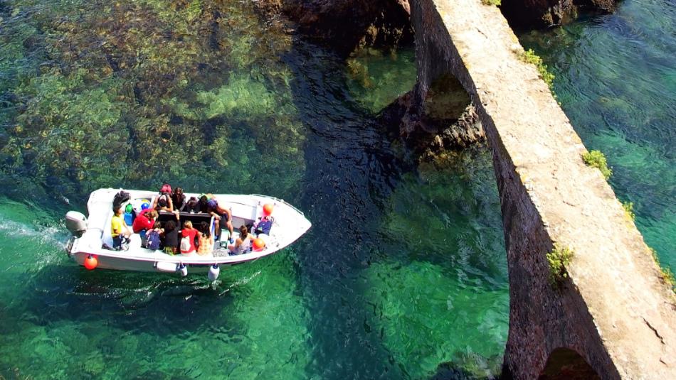 Atlantic Frontier - Berlenga Island, Peniche
