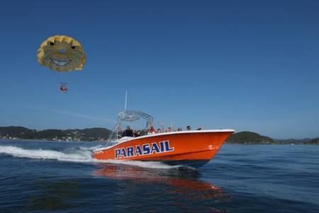 Parasail - Single Flights New Zealand