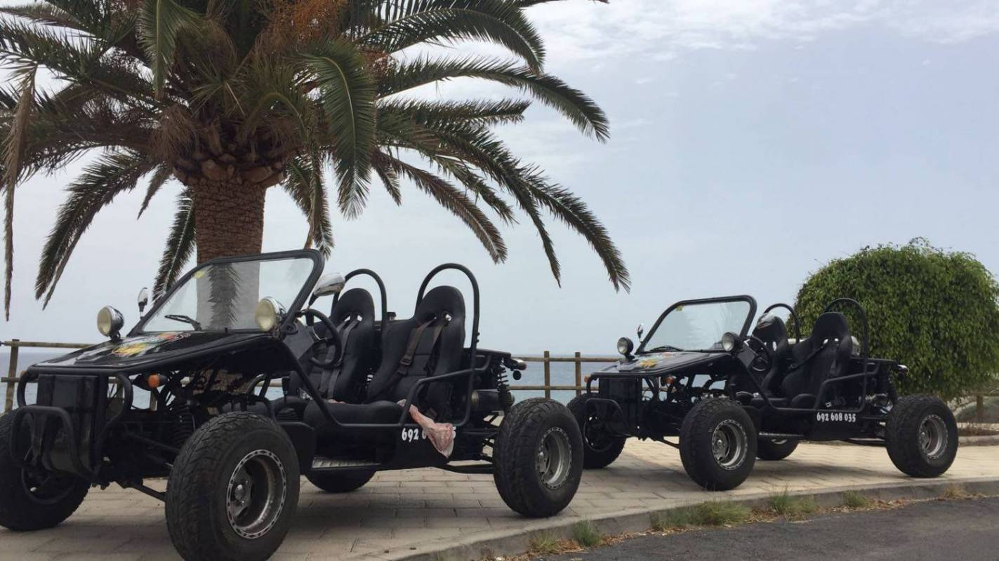Buggy Tour - Tenerife