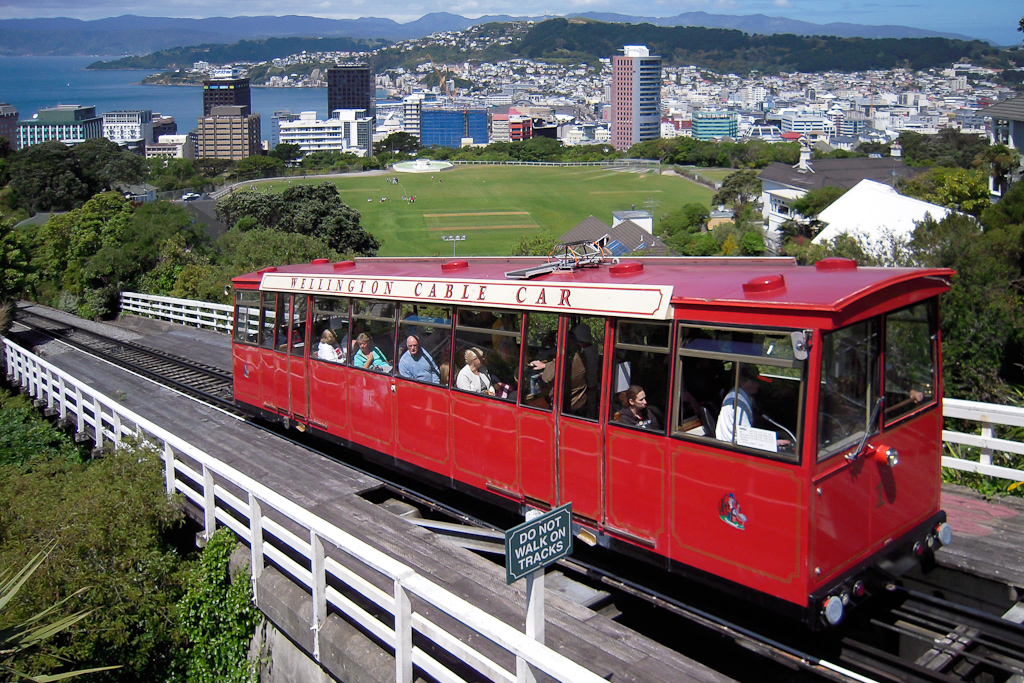 Wellington Full Day Tour - New Zealand