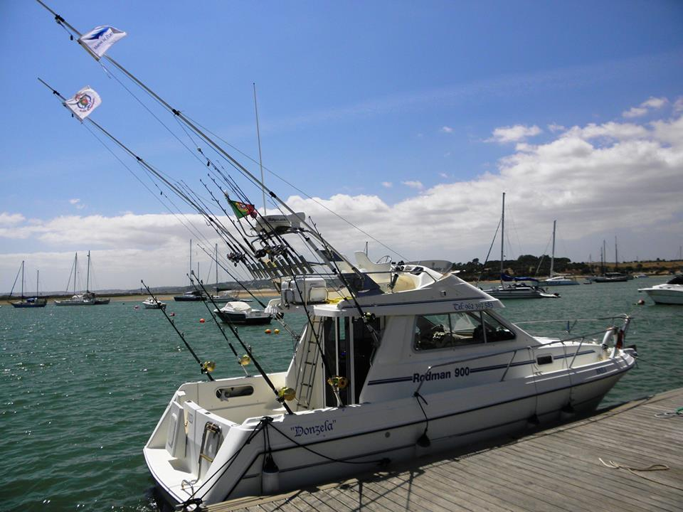 Shark Fishing Trip - Alvor, Portimão