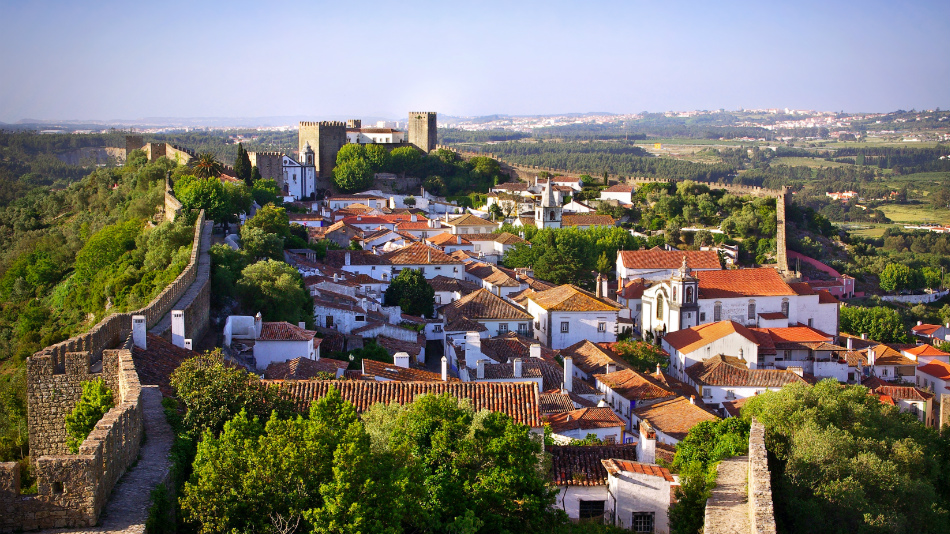 tour to Fátima, Batalha, Nazaré and Óbidos