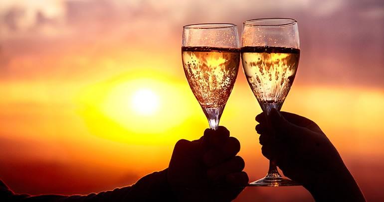 Champagne Sunset Sail - Australia
