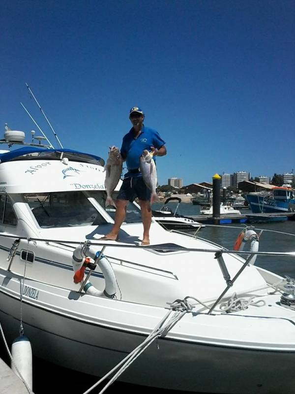 Jigging In The Algarve - Alvor