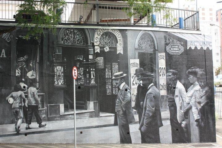 Street Art Tour Of Sao Paulo - Brazil