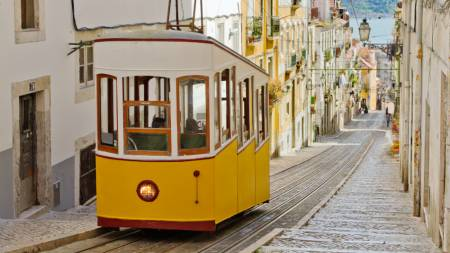 Lisbon Full-Day Minivan Historic Tour