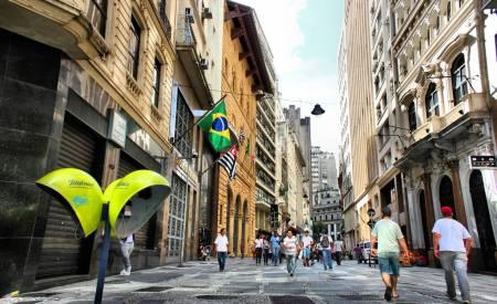 La Ciudad De São Paulo Tour – Brasil