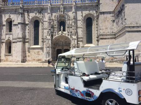 Lisbon - Tuk Tuk Guided Tour | Potluck Tour