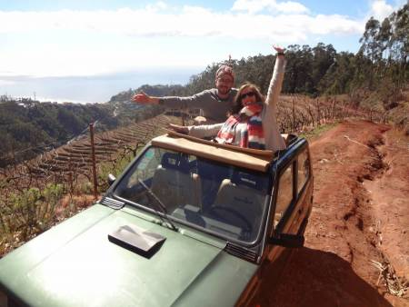 Private Half-Day 4X4 Panda Tour In Madeira Island