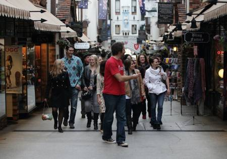 Perth: Arcades And Laneways Guided Walking Tour