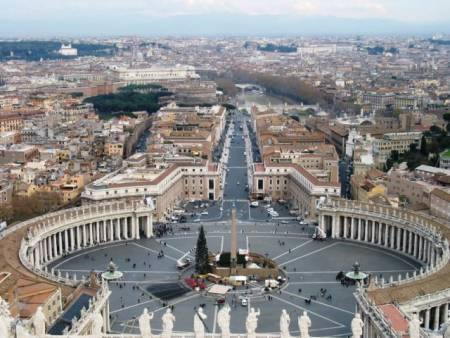 Vatican Experience — Small Group Tour