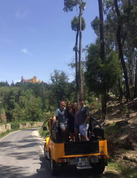 Fairy Tale Tour Of Sintra