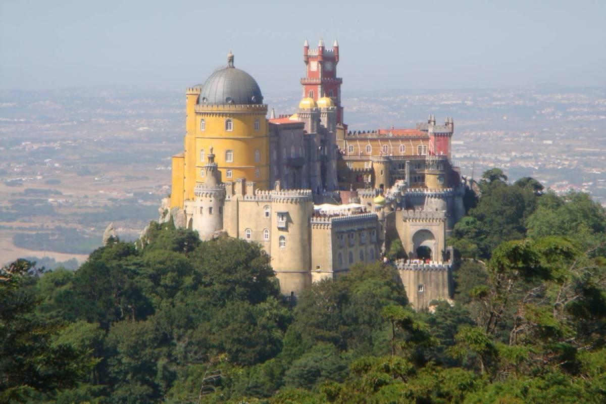 Pena Palace Sintra Portugal