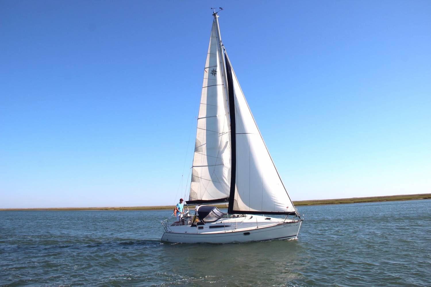 Sunset Sailing Boat Trip In Ria Formosa