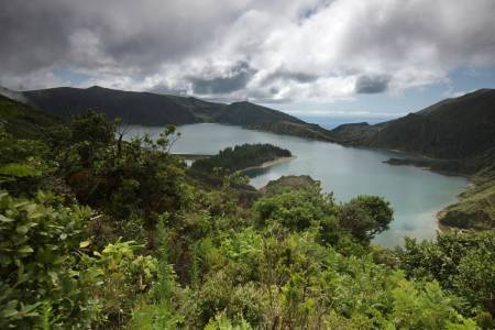 Tour Lagoa Do Fogo / Salto Do Cabrito / Caldeira Velha – Daily Tour